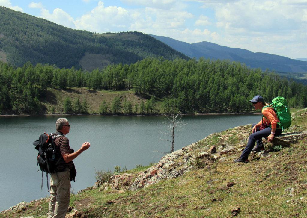 Central Mongolia tour