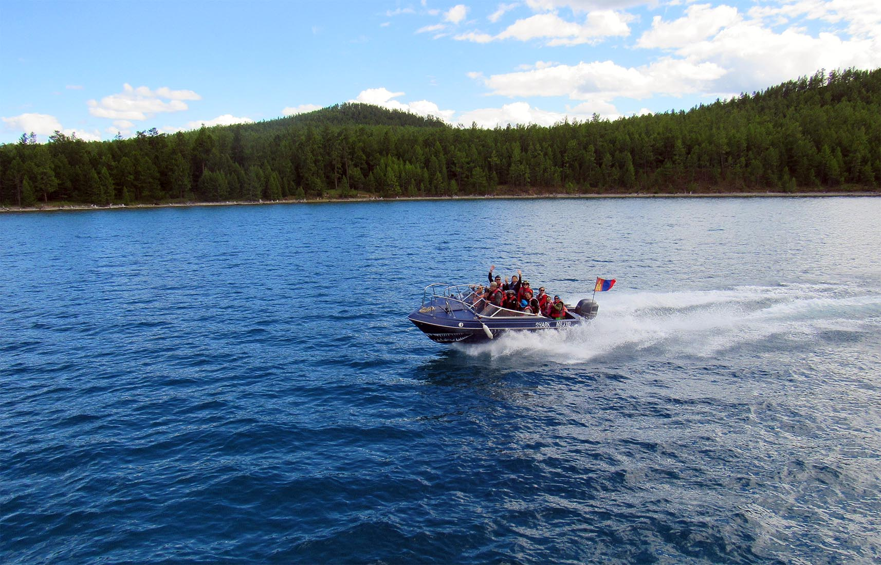 Overland trips | Lake Khovsgol