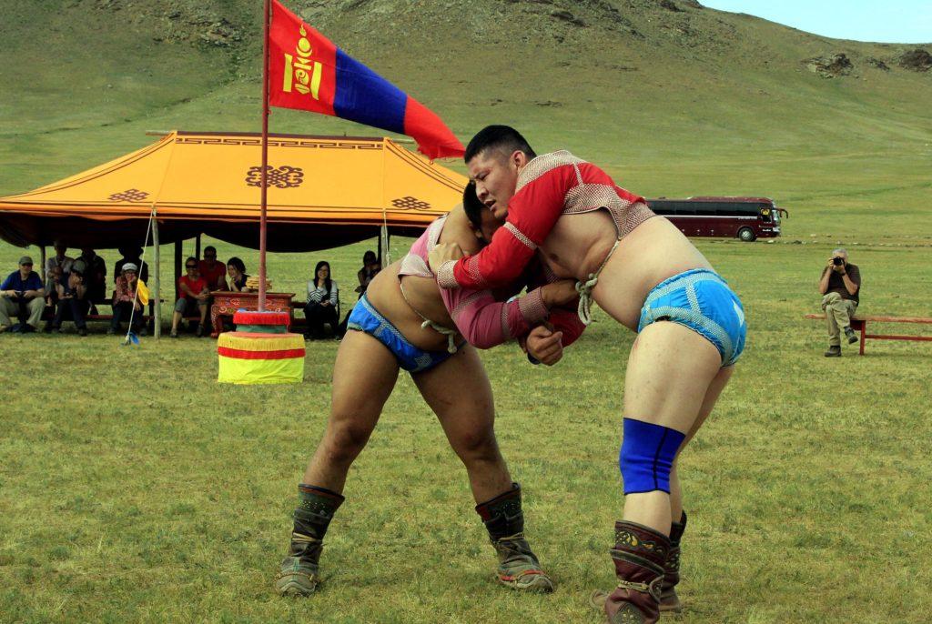 Event Naadam Festival tour