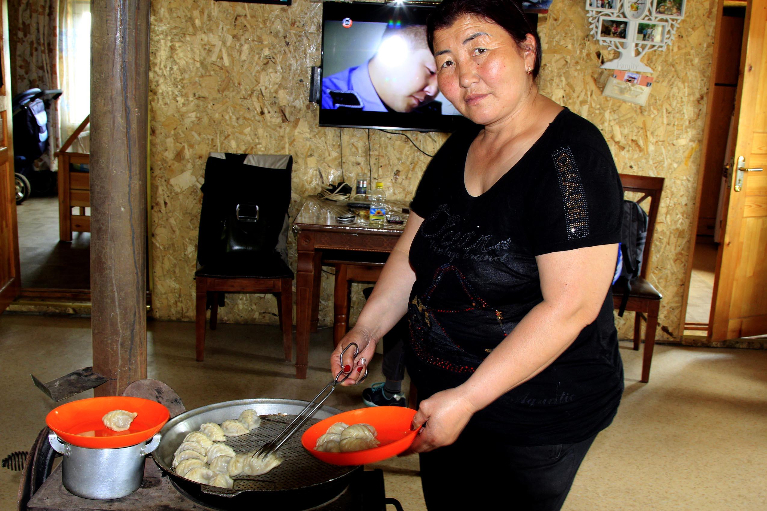 Terelj | Nomadic family | Mongolia