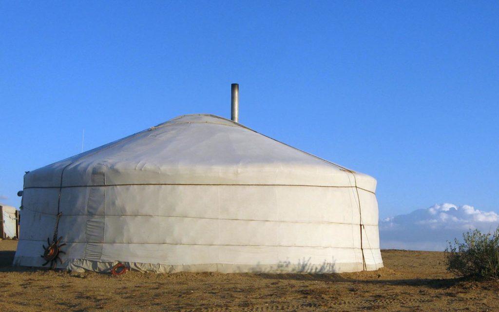 Mongolian Yurt/Ger