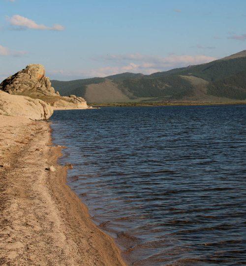 Khorgo and Great White Lake
