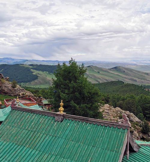 Tovkhon temple | Orkhon valley