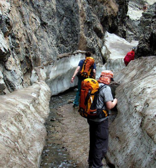 Epic road trip adventure in Yol valley